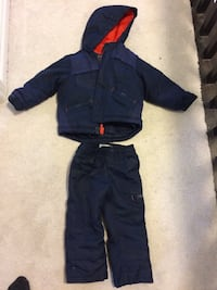 Old Navy Boys snowsuit size 2 Barrie, L4M 0N7