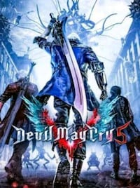 Devil My Cry 5 PS4