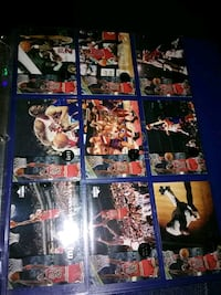 assorted football player trading cards Cotati, 94931
