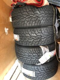 Brand new SUV tires