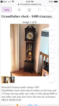 Grandfather clock !!!