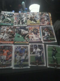 assorted football trading card collection East York, 17402