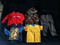 Boys 12-18 Months clothing lot Courtice, L1E 3E3