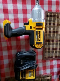 black and yellow Dewalt power drill Washington, 20018