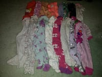 Infants 0-3 months clothes Kitchener, N2N 1G5