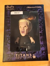 Buffy Titans vinyl figures with box San Pablo, 94806