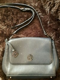 NWOT DKNY Donna Karan Goat Leather Crossbody Purse Vancouver