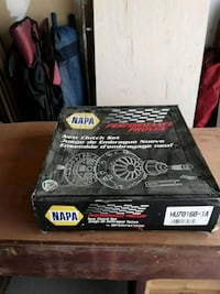 Clutch and pressure plate used but in very good condition