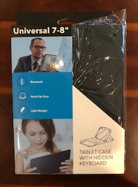 Tablet Case with Keyboard Bentonville