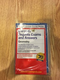 Barron's Regents Exams and Answers Review Course series for Geometry Plainview, 11803