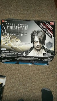 Criss Angel magic kit Rockford, 61101