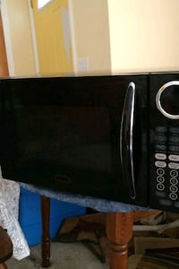 black and gray microwave oven Pequannock Township, 07444