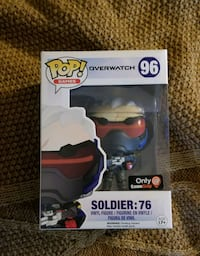 Soldier:76 (OverWatch) #96 Wareham, 02571