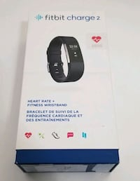 New Fitbit Charge 2 Fitness tracker Heartrate moni Toronto, M1R 3C7