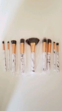 Gorgeous New Marble Makeup Brushes Set! Markham, L3R 5S1