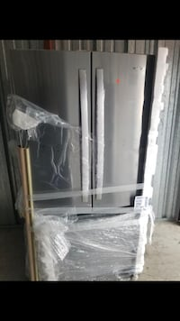 "Brand New 36"" Whirlpool 20 Cu Ft Counter Depth French Door Refrigerator (Open Box)  Elkridge, 21075"