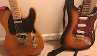 Fender Strat and Tele Manassas, 20111
