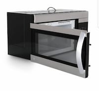 LG conventional microwave oven
