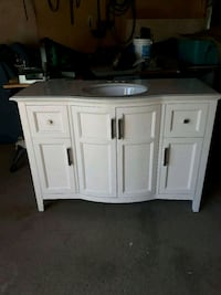 white wooden cabinet with drawer Caledon, L7K 0B5