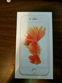 Rose Gold iphone 6s w 32 GB Gainesville, 32608