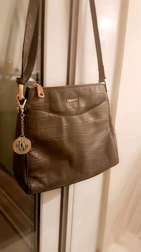 brown leather Michael Kors tote bag Vancouver, V6B