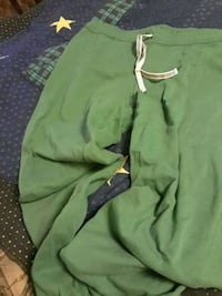 green and black zip-up hoodie Forest Lake, 55025