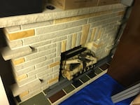 Electric fire place. Open to negotiations  Toronto, M8W 3N9