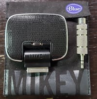 Blue Microphone Mikey Vancouver, V6B 1M7