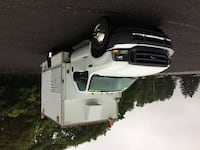 2002 FORD F550 UTILITY TRUCK WITH GENERATOR $7500 WILMINGTON