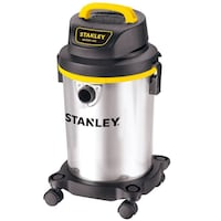Stanley stainless steel wet/dry vac!