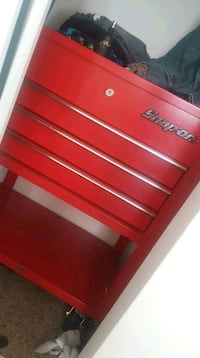 red Snap-On tool cabinet Denver, 80211