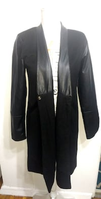 Great quality long jacket ~ Like New!!!   Fixed Price. Toronto