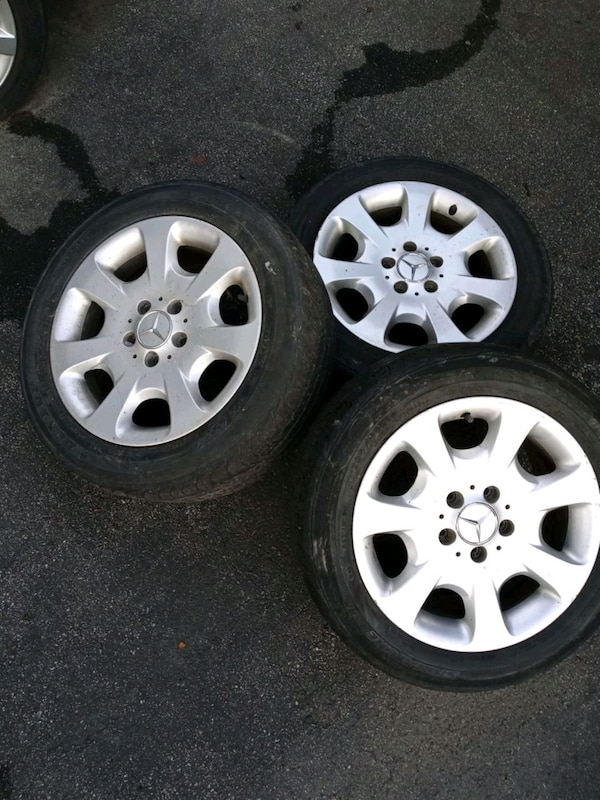 Mercedes Rims For Sale >> Used Mercedes Rims For Sale In Blasdell Letgo