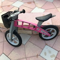 FirstBIKE Street Bike with Brake, Pink Retail $159 Southwest Ranches, 33332