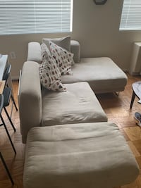 3 Piece Futon/Couch Price Negotiable
