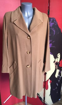 Abrigo color camel Talla 44 Madrid