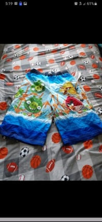 Angry Birds water shorts  Gaithersburg, 20878