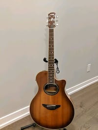 Yamaha APX 700 Acoustic Electric Guitar Toronto, M6P 1Y6