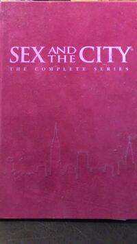 Sex and the City: The Complete Series Collector's Gift Set Dumfries, 22025