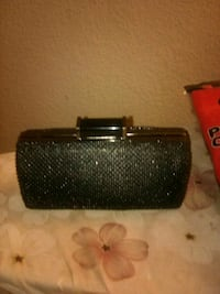 black and gray leather wallet Modesto, 95358