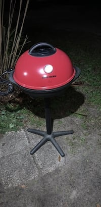 red and black charcoal grill Ocala, 34470