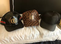 Brand new hats $200 each  3734 km