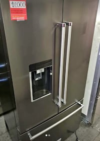 stainless steel french door refrigerator Buena Park, 90621
