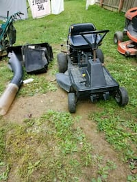 "30"" cit 11hp Briggs with bagging set up Keedysville, 21756"