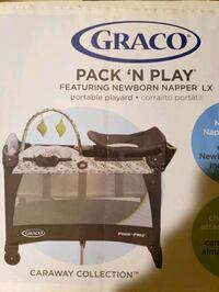 BRAND NEW Graco Pack n Play featuring Newborn Napper LX Beltsville, 20705