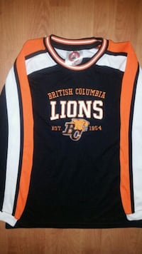 Authentic BC Lions youth jersey(bought at game) Abbotsford, V2T 3K5