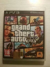 Grand Theft Auto Five per PS3 7396 km