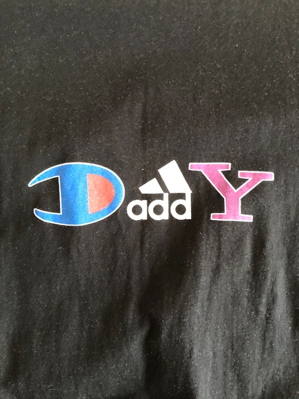 Daddy T-shirt (ysl/adidas/champion )
