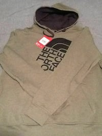 New XL North face hoodie