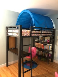 Kid's bedroom (twin loft bed with Desk and Bookcase) Annandale, 22003